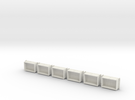 A-1-76-wdlr-a-class-open-fold-side-ends-wagon1c-x6 in White Strong & Flexible