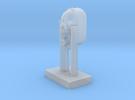 Liberta - ruční ovladač závor H0 1:87 in Frosted Extreme Detail