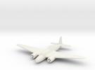 1/200 Mitsubishi Ki-21 Sally in White Strong & Flexible