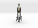 Rocket THREE in Premium Silver
