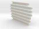 """U"" Barrel Tracks for ROTJ E-11 in White Strong & Flexible"
