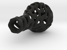 vase in Black Strong & Flexible
