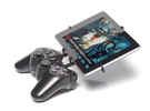 PS3 controller & Acer Predator 8 in Black Strong & Flexible