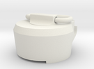 E11 rear cap in White Strong & Flexible