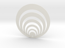 Oreille Illusion 3 in White Strong & Flexible
