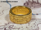 Ring - New Wave Bossa Nova in Stainless Steel: 13 / 69