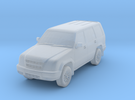 1:152 Isuzu Trooper in Frosted Extreme Detail