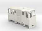 HOn30 Control Car (Kate 3P) in White Strong & Flexible