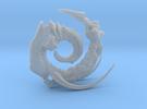 Alien Swarm Statue  in Frosted Ultra Detail