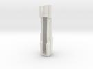 PRR K4/L1 S Scale Boiler - Open smoke box in White Strong & Flexible