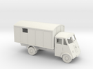 TT (1/120) Renault AHN Ambulance in White Strong & Flexible