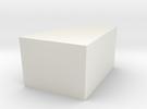 Geo Part 1 - 3D Print - REV1 - 02-23 in White Strong & Flexible