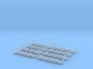 1/87 Topline 4er eckig RKL Pos in Frosted Ultra Detail