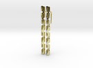 Youniversal Straight,  Earrings in 18k Gold Plated