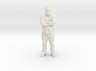 Walt 3D in White Strong & Flexible