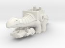 RaiRyu Faceplate & Shell Kit (Titans Return) in White Strong & Flexible