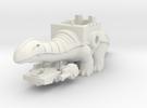 RaiRyu Faceplate & Shell Kit (Titans Return) in White Strong & Flexible