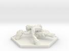 SWARM Gunner (Hex) in White Strong & Flexible