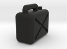 Jerrycan 1/45 in Black Strong & Flexible