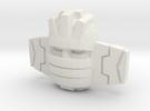 Wheeljack, Sunbow (Titans Return) in White Strong & Flexible
