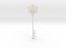 Resident Evil 0: Fire Key in White Strong & Flexible