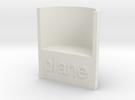 Lasersaur focus:  planar in White Strong & Flexible