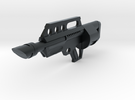 "1/18 Scale Pancor ""Jackhammer"" shotgun in Black Hi-Def Acrylate"