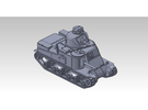 1/87 M3 LEE Medium Tank in Frosted Ultra Detail