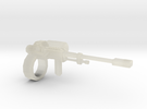 1:18 rail gun in Transparent Acrylic