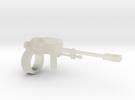 1:18 rail gun in Transparent Acrylic