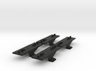 Container Adaptor for Roco/Fleischmann N scale wag in Black Strong & Flexible
