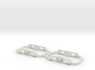 #87-8051 Standard C50 truck for Interurbans in White Strong & Flexible