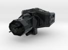 "Somtaaw ""Seeker"" Reconnaissance Fighter in Black Hi-Def Acrylate"