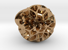 161115 Orion Lapel Pin in Polished Brass