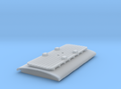 Pantograph Roof for N Scale B-W Steeplecab in Frosted Ultra Detail