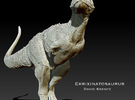 Ekrixinatosaurus  1/40 Krentz in White Strong & Flexible