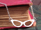 Mrs Brady Specs in Red Strong & Flexible Polished