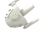 Tenn Class B GunCruiser in White Strong & Flexible