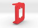 PZ0420 Nemesis_Tilt Cam Case in Red Strong & Flexible Polished