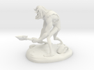TheCaveman (Medium) in White Strong & Flexible