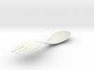 sporknife in White Strong & Flexible