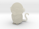 monkey_zodiac in Transparent Acrylic