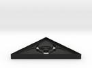 Biohazard 2 - 5 cm in Black Strong & Flexible