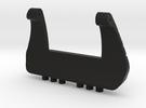 Buckle Hammer in Black Strong & Flexible