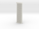 pur handle mold rev 2 in White Strong & Flexible
