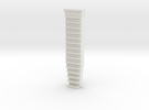 pur handle mold rev 3 in White Strong & Flexible