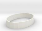 Bracelet in White Strong & Flexible