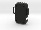 Custom WR Enclosure - Lower Half - Scaled to 90 Pe in Black Strong & Flexible