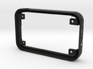 OKW Enclosure Expander Ring for WR in Black Strong & Flexible