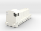 CIE E Class 421 OO Scale in White Strong & Flexible Polished